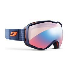 Masque De Ski Julbo Aerospace Bleu Zeb Light Red B