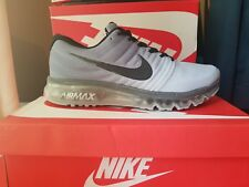Nike Air Max 2017 Trainers Running Gym Sky Blue/Grey-  New  UK SIZES 6-11 NEW