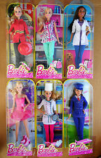 BARBIE CARRIERE NRFB NUOVE PERFETTE