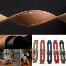 Genuine Leather Watch Band Wrist Strap For Apple Watch iWatch Series 38/42mm Hot