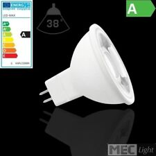 MR16 / GU 5.3 Riflettore LED/Faretto 38° - 6W - 420-500lm - 12V - CALDO O