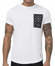 "Religion Clothing MAGLIETTA T-SHIRT UOMO """" rlgn Persuit"""" Bianco NUOVO"