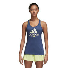 ADIDAS Canotta Donna Tennis CATEGORIA Top Maglietta fitness allenamento