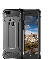 Case For Apple iPhone X 8 7 Plus 6s 5s Hybrid Armor Shockproof Rugged Bumper