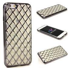 Urcover® Apple iPhone 6 / 6s Schutz Hülle Quilted Diamond Design Case Cover