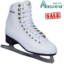 Freesport Women's Ice Figure Skates Ladies Skating Boots Adults CLEARANCE SALE