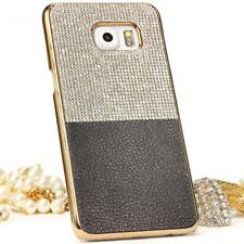 Urcover Samsung Galaxy S6 Edge Plus Schutz Hülle Glitzer Bling Case Cover Strass