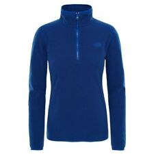 The North Face 100 Glacier 1/4 Zip W Chaquetas Forros Polares