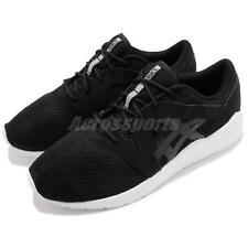 Asics Tiger Gel-Lyte Komachi Black White Men Running Shoes Sneakers H858N-9090