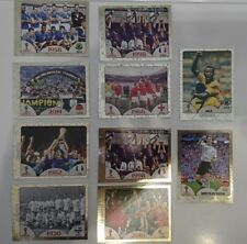 Panini Russia 2018 World cup stickers World cup legends Foils / shineys / shines
