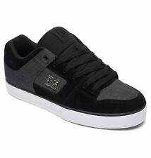 DC Shoes Skate PURO SE Nero - ANTRACITE 301024 BCG uomo taglie UK 8, 9