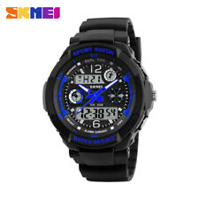 Skmei Children Sports Watches 50M Waterproof Fashion Casual Quartz Digital Watch