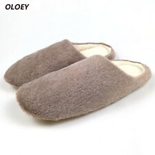 New Arrivals Fashion Soft Sole Autumn Winter Warm Home Cotton Plush Slippers Ind