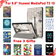 """Cover Case For Huawei Mediapad T3 10 Ags-L09 Ags-L03 9.6""""Tablet Pc Stand Slim Ca"""