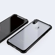 Ultra-thin Shockproof 4 Sides Anti-Scratch TPU Case Cover for  iPhone X