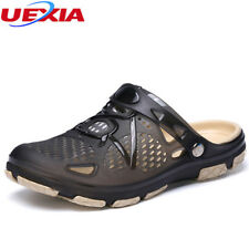 Uexia Outdoor Casual Walking Beach Flip Flops Casual Men Shoes Summer Fashion Be