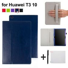 For 2017 Huawei Mediapad T3 10 Ags-W09 Ags-L09 Pu Leather Cover Case For 9.6'' T