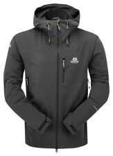 Mountain Equipment Frontier HOODED JACKET HOMME, Veste Softshell gr. XL, corbeau