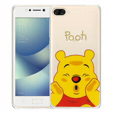 Silicona Funda protectora de Móvil Cartoon Winnie Pooh para Asus ZenFone 4 Max