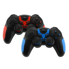 STK-7024X Bluetooth Gamepad Game Controller Blue/Red for Android IOS Smartphone