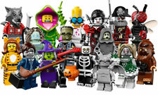Lego Series 14 Monsters Minifigures 71010 Brand New - Choose your Minifigure!