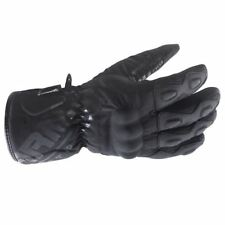 ARMR lwp340 MUJER SEÑORA Tela Impermeable Motocicleta Scooter Guantes Negros