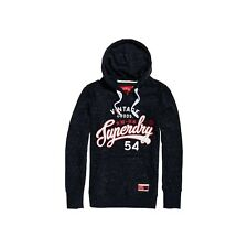 Sweat Superdry Vintage Goods Entry Navy Snowy