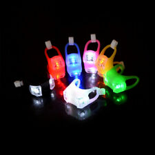 Waterproof Night Silicone Caution Light Lamp for Baby Stroller Night Out JS