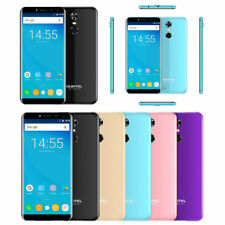"""OUKITEL C8 5.5"""" 18:9 HD+ 4G Smartphone Android 7.0 Quad Core 2G+16G Mobile Phone"""