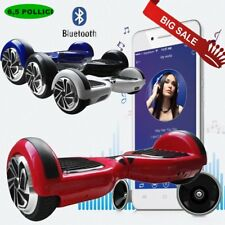"""6.5"""" HOVERBOARD Scooter elettrico con Bluetooth SELF BALANCING Hot e cool &7"""