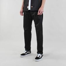 Carhartt WIP Men's Skill Slim Fit Chino Pant Black Rinsed