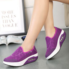 Womens Platform Shake Shoes Athletic Casual Outdoor Sneakers Running Trainers