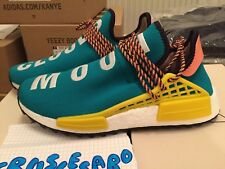 Adidas Pharell Williams Human Race NMD Trail Sun Glow ~ AC7188 ~ NEW ~ original