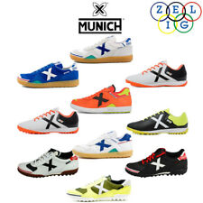 MUNICH GRESCA G3 SCARPA FUTSAL CALCETTO CALCIO A 5 INDOOR OUTDOOR