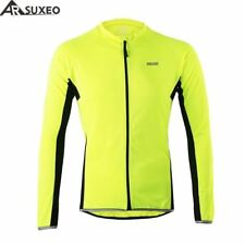 Outdoor Sports Cycling Jersey Summer Bike Bicycle Long Sleeves Clothing Shirts