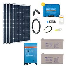 Kit solaire 900w autoconsommation plug play ebay for Panneau solaire plug and play
