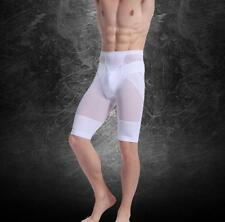 Men's Sports Pants tights Hip Plastic Leg Shaping Slim Professional Sweat Pants