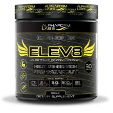 Alphaform Labs Elev8 Pre-Workout (30 Servings) Various Flavours