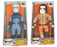 NEU Disney STAR WARS REBELS Serie Stoff Figur INQUISITOR / EZRA Blister 25 cm