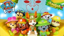 Paw Patrol Jungle Rescue Pup 7 Figures Choose Your Favourite Toys