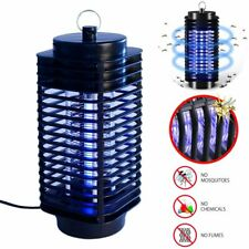 Electric 110V/220V Light Mosquito Killer Fly Bug Insect Zapper Trap Catcher Lamp