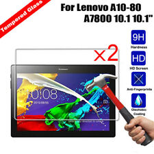 2Pcs Genuine 9H Tempered Glass Anti-Scratch Screen Protector For Lenovo Tablet