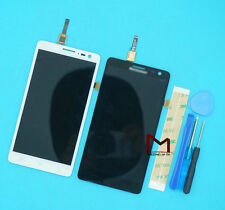 Touch Digitizer Screen Glass + LCD Display Assembly +Tools For Lenovo S856