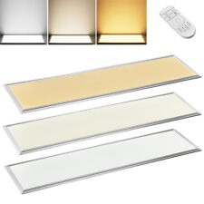 led panel dimmbar 30x30cm 60x30cm 60x60cm 120x30cm 18w 36w 56w 72w ebay. Black Bedroom Furniture Sets. Home Design Ideas