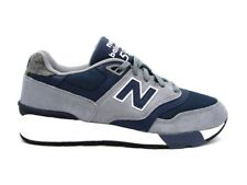 NEW BALANCE 597 ZAPATILLAS GRIS AZUL BLANCO ML597NEB