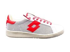 LOTTO AUTOGRAPH REDES ZAPATILLAS BLANCO ROJO T4559