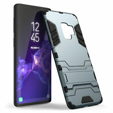 Shockproof Heavy Duty Armour Case Cover for Samsung Galaxy S9 & S9+