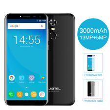 """Smartphone C8 5.5"""" Android 7.0 MTK6580A Quad Core-2G RAM 16G ROM-Mobile Phone"""