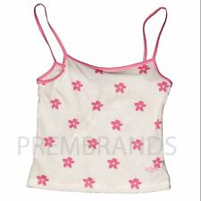 NEW WOMEN'S LADIES HENRI LLOYD FLOWER FRONT TOP SLEEVELESS SIZE  RRP £20