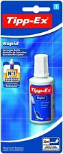 1 x Tipp-Ex Rapid Correction Fluid Tippex Bottles - Fast & Free Dispatch